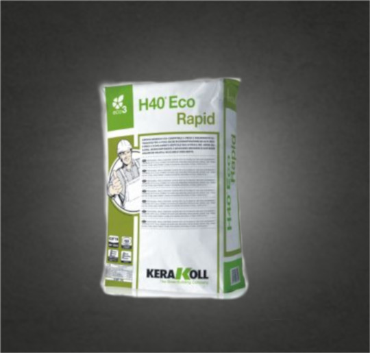 A grey, rapid set, wall adhesive suitable for ceramic or porcelain tiles. Suitable for use indoors and outdoors