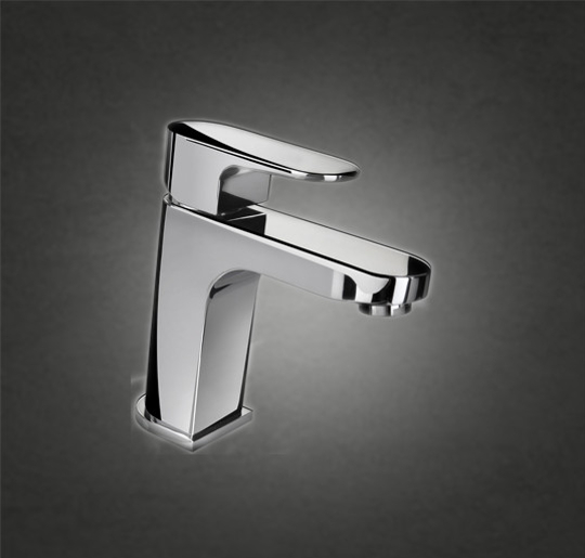 Single lever basin mixer COLOUR : Polished Chrome