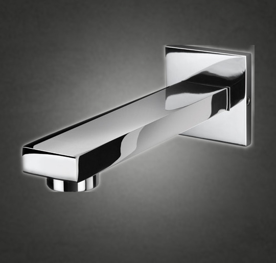 INSTALLATION:Concealed Tub Spout COLOUR : Polished Chrome