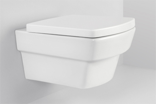 Orca Series Queo Water Closets  Wall Mounted Compact Design For Bathrooms.