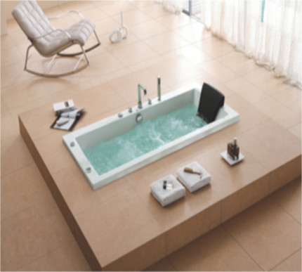 Size: 1800 x 850 x 640 mm Water Capacity(L): 197-291